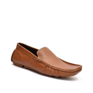 Zoot24 MenS Brown Casual Loafers (5050C807)