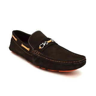 Zoot24 MenS Brown Casual Loafers (8503MAGOR3)
