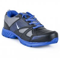 Jovelyn Black  Blue Sports Shoes J469