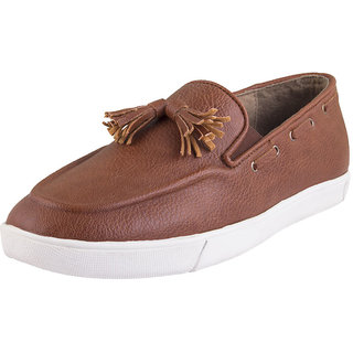 Ziera Men Rogue Brown Casual Shoes (ZM1051)