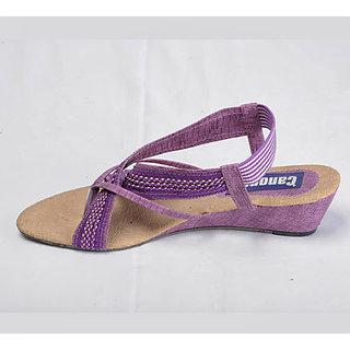 Canopus Purple Fancy Wear For Womens