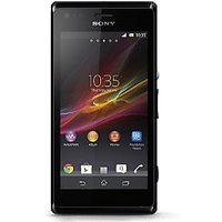 Sony Xperia M C1904 Android Mobile Phone - Purple