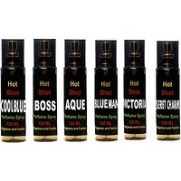 Fragrance And Fashion Set Of 6 Perfume For Men And Women Of 135 Ml Each Combo Set (Set Of 6)