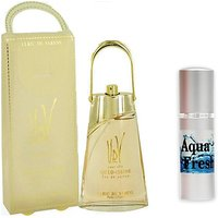 Udv Gold Issime Perfume And Aqua Fresh Combo Set (Set Of 2)