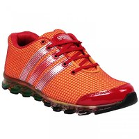 Demkas Mans Sports Orange Shoe - 91881277