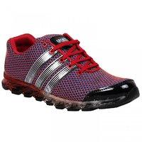 Demkas Mans Sports Purple Shoe