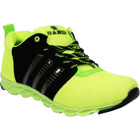 Demkas Mans Sports Green Shoe