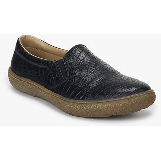 Knotty Derby WomenS Black Casual Slip On (198960-A2)