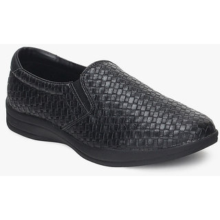 Knotty Derby WomenS Black Casual Slip On (198961-B2)