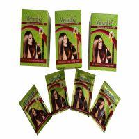 Mehandika Herbal Based Hair Colour (pack Of 12pcs)(Burgundy)