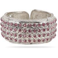 Svelte Pink Elements Bangles And Bracelets
