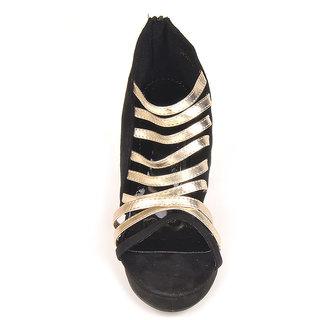 L.G. Footwear Women Multi Styles Heel (39062-277-Multicolor)