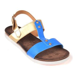 L.G. Footwear Women Blue Styles Heel (668-A1-Blue)