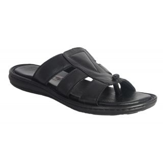 Salt MenS Black Casual Slip On Shoes (DB20062)