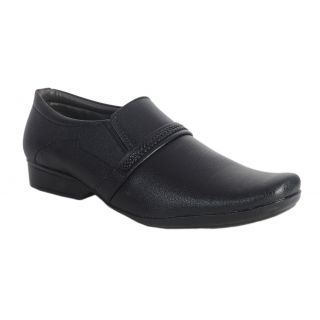 Salt MenS Black Casual Slip On Shoes (DB20070)
