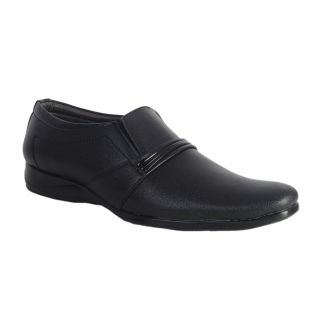Salt MenS Black Casual Slip On Shoes (DB20074)