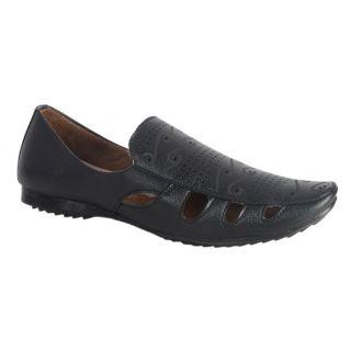 Salt MenS Black Casual Slip On Shoes (DB20084)