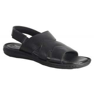Salt MenS Black Casual Slip On Shoes (DB20085)
