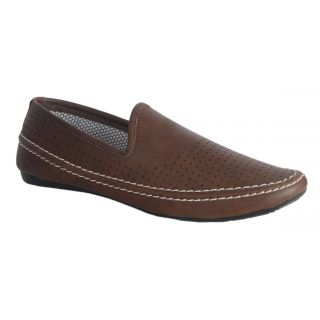 Salt MenS Black Casual Slip On Shoes (DB20086)