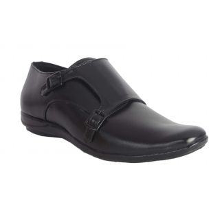 Salt MenS Black Casual Slip On Shoes (DB20088)