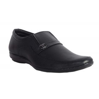 Salt MenS Black Casual Slip On Shoes (DB20096)