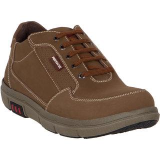Provogue MenS Tan Casual Lace-Up Shoes (PV7133-TAN)