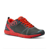 Zeven MenS Red Running Lace-Up Shoes (ZFFW73MEG)