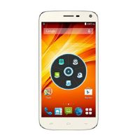 Panasonic P41 Smart Android Mobile Phone In White Colour