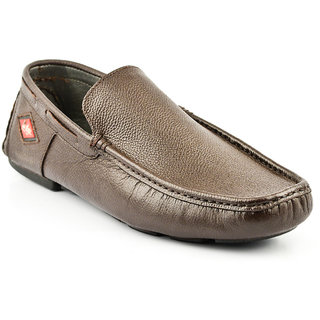 Lee Copper Mens Brown Formal Slip On Shoes - 92182005