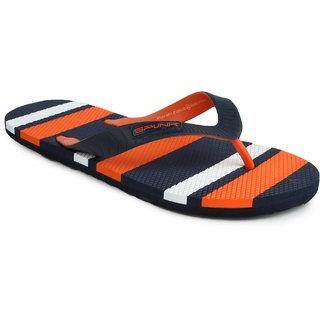 Spunk Bingo Blue,Orange Flip Flops (Bingo)