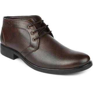 Spunk Zen Brown Formal Lace Up Shoes (Zen)