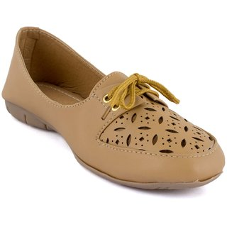 Addic Fashion Stylish Brown Color Moccasins For Women