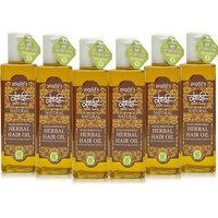 Khadi Maha Bhringraj Herbal Hair Oil Pack Of 6