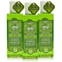 Khadi Anti-Hairfall Herbal Hair Oil Pack Of 3