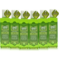 Khadi Anti-Hairfall Herbal Hair Oil Pack Of 6