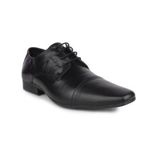 Red Tape Mens Black Formal Lace-Up Shoes (RTR0651)