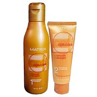 Matrix Opti Care Smooth Straight Professional Ultra Smoothing Shampoo 400 Ml