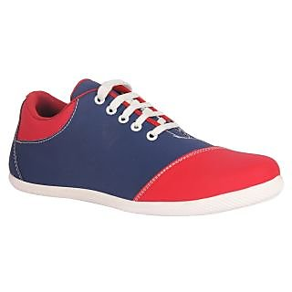 Juan David Mens Blue Casuals Lace-up Shoes - 92629892