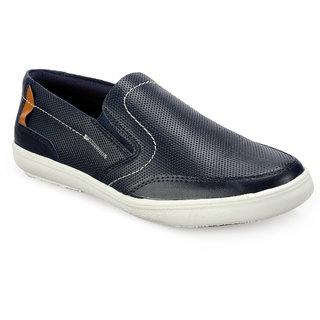 Juan David Mens Blue Casuals Lace-up Shoes - 92632794