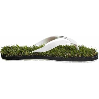 Sole Threads Mens Grass Flip-Flops And House Slippers