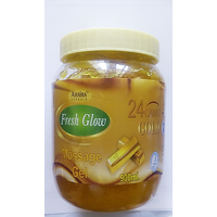 900 Ml  24 CARAT GOLD MASSAGE GEL  Special Containers Packaged For Parlours / Saloons (Males And Females)
