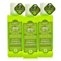 Khadi Tulsi  Heena Herbal Shampoo PACK OF 3 100 ML