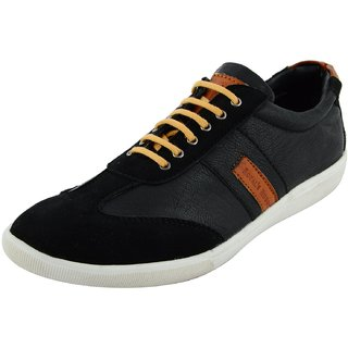 Royals Rugged Mens Faux Leather Sneakers