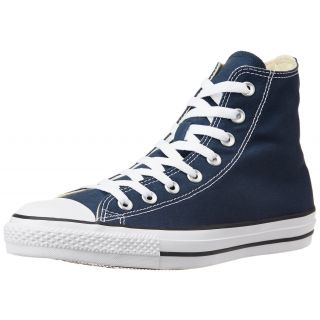 Converse Canvas Ankle Shoes-Navy Blue By XUV Fashion