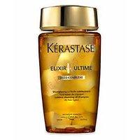 Kerastase Elixir Ultime Oleo Complexe Sublime Cleansing Oil Shampoo For All Hair Types 250 Ml