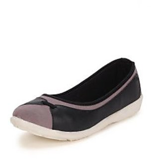 American Swan Womens Grey Casuals Slip On Shoes