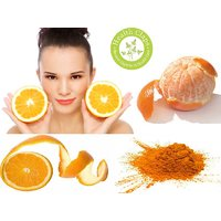 Herbal Orange Powder 100g For Skin That Glows With Health.