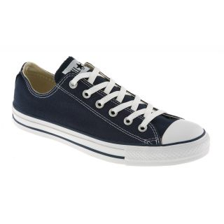 Converse Style Shoes Navy Blue By XUV Fashion
