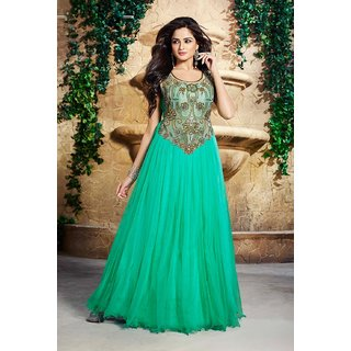 ee4a50f0ab35 Buy party wear long evening gown Online   ₹2099 from ShopClues