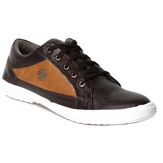 Craze Shop MenS Brown Casual Shoes - 93068397